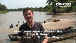 Gambar cover STAFA REISEN Video: Benin, Westafrika