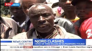 Bizarre incident in the wake of clashes along the Narok-Nakuru border