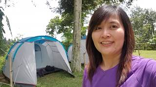 Tanakita 8 - 9 Feb 2019 - Our Villa...eh Our Camping Site