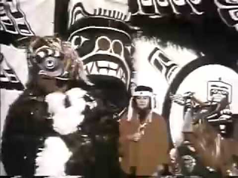 Kwakiutl Ceremonial Dance