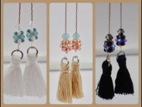 Bouncing Betsy Earrings