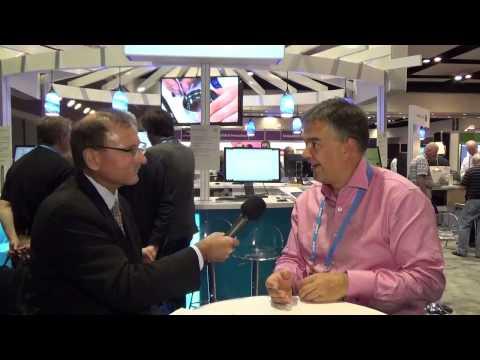ARM TechCon Videos: Interview with Ian Drew. (Part 2: 'mbedding' the IoT)