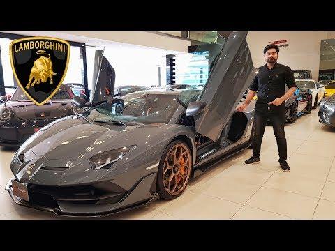 Supercars Dealership In Dubai | Lamborghini | Mohsin Vlogz