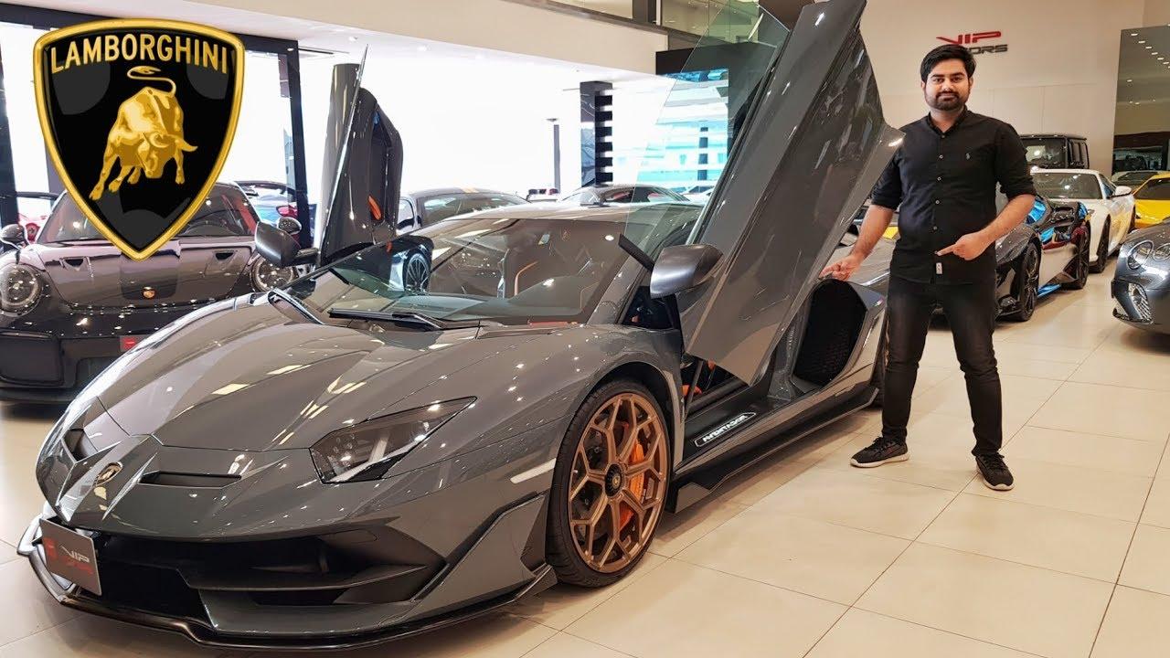 Supercars Dealership In Dubai Lamborghini Mohsin Vlogz Youtube