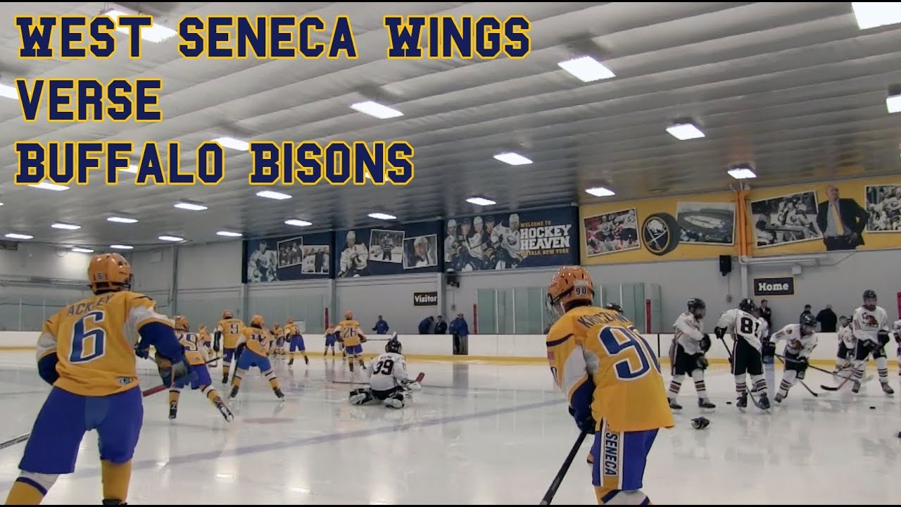 83944de6335 West Seneca Wings vs. Buffalo Bisons (Full Game) - YouTube