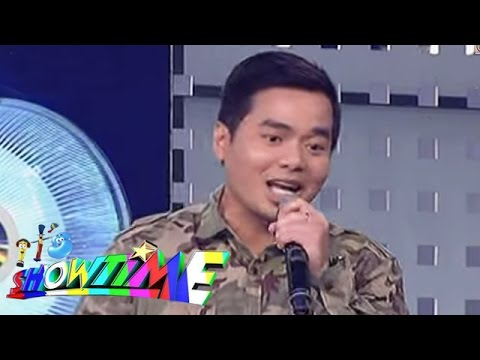 Gloc-9 samples on It's Showtime