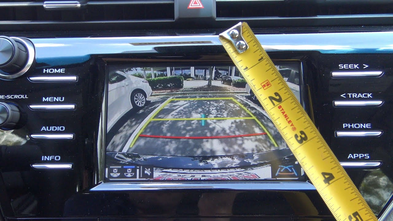 Updated How To Read 2018 Backup Camera Guidelines