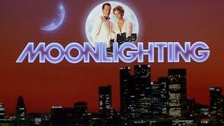 Заставка к сериалу Детективное агентство «Лунный свет» / Детективы на полставки / Moonlighting