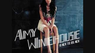 Amy Winehouse - Back to Black + lyrics