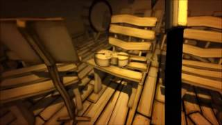 Bendy and the Ink Machine chapter two puzzle