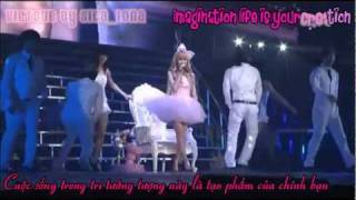 [ VIETSUB + KARA ] Barbie girl - Jessica ( SNSD ) ft key ( SHINEE ) [ 720p HD]