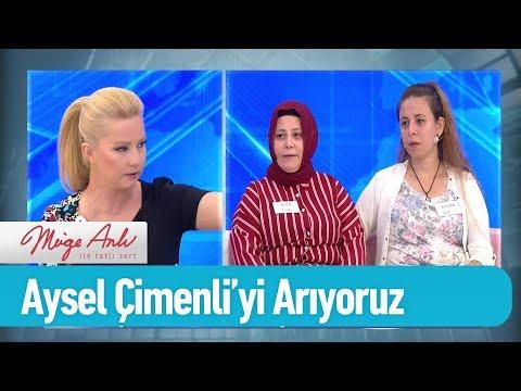 Aysel Çimenli nerede? - Müge Anlı ile Tatlı Sert 20 Haziran 2019