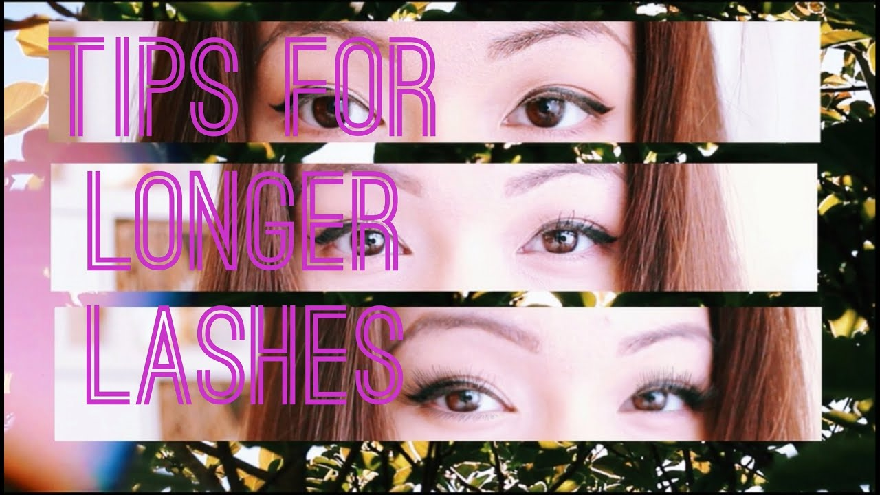 how to get longer bottom lashes