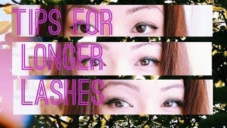 How to Get Longer Looking Lashes! Thumbnail