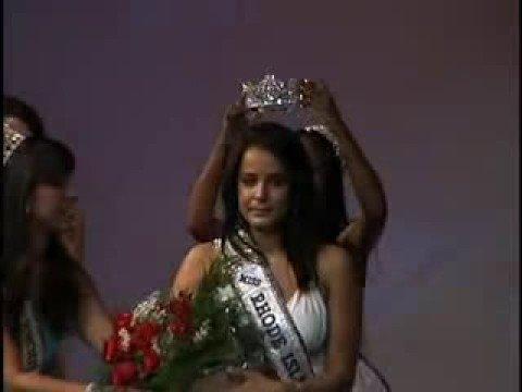 Crowning of Miss Rhode Island Teen usa 2009