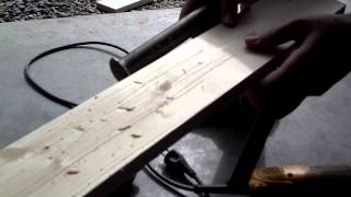 This video is not available. creating faux barn wood