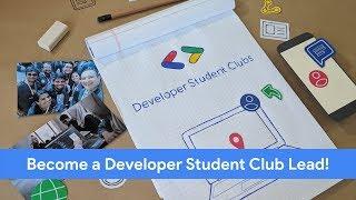 Google Developer Student Clubs