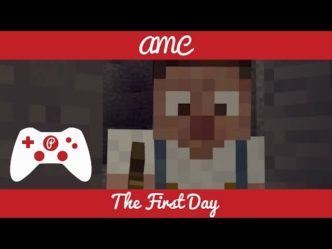 A Minecraft Creation: The First Day (Episode 1)
