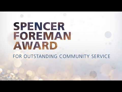 Spencer Foreman Award: University of South Dakota Sanford School of Medicine