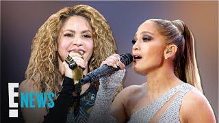 Jennifer Lopez & Shakira Score the Super Bowl 54 Halftime Show | E! News