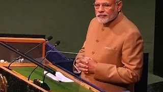 FULL SPEECH: PM Modi at the United Nations General Assembly