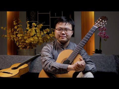 Download Kevin Loh — Altamira Home Concert   N3 Concert Guitar and Vienna (Stauffer) Guitar