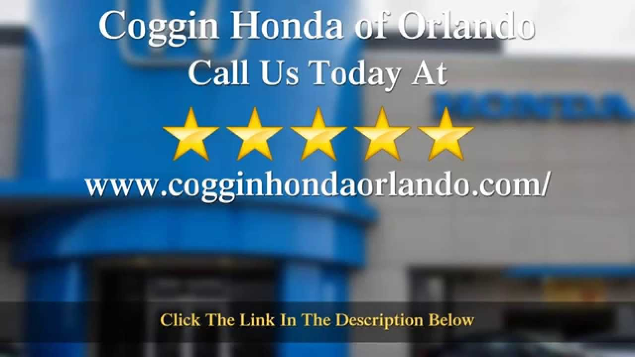 Honda Dealer Orlando Coggin Honda New Cars Used Cars Review Youtube