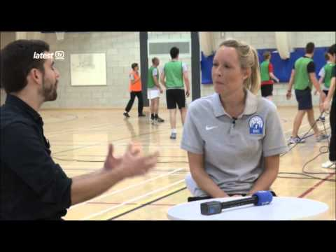 BHC TV - At The Amex with Brighton Handball Club on The Latest TV