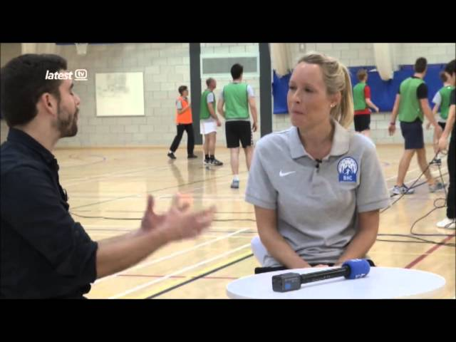 BHC TV - At The Amex with Brighton Handball Club on The Latest TV