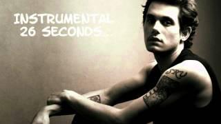 Gravity-John Mayer (Higher Karaoke)