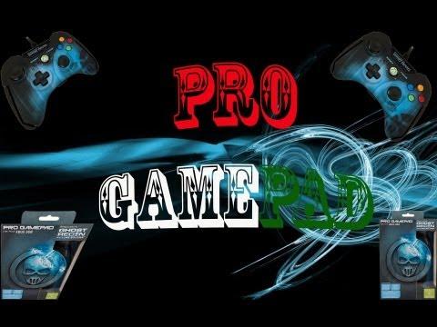"Unboxing.. Control ""Pro GamePad""  Edicion Ghost Recon Future Soldier"