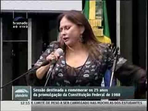 Fafá de Belém - Hino Nacional Brasileiro