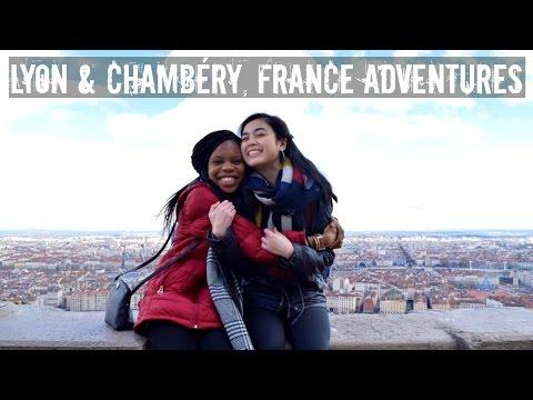 Lyon & Chambéry, France Vlog | Study Abroad