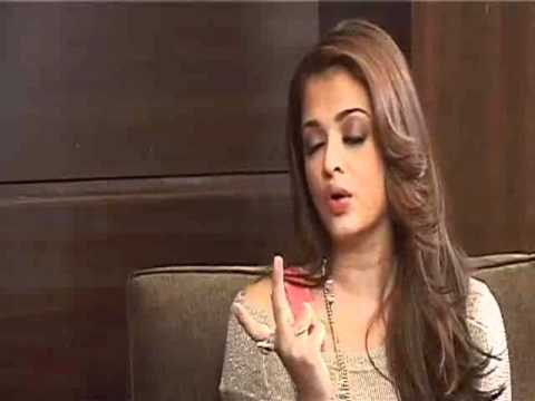 Aishwarya Rai Bachchan Speaks About 'Action Replayy' Part 1