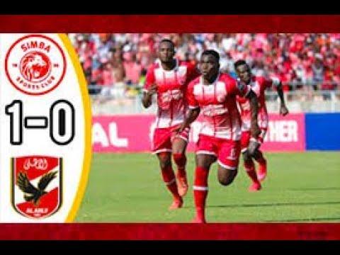 Download SIMBA Vs AL AHLY 1-0 | ALL GOALS | EXTENDED HIGHLIGHTS & JINSI WALIVYOINGIA UWANJANI