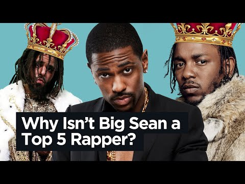 Big Sean: Hip Hop's Most Non Essential Rapper