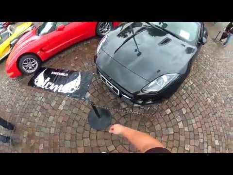 Sports Car of Helsinki - Car Show 2015 Finland