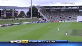 Ed Cowan 133 vs New South Wales Blues Sheffield Shield Final 2010 11 Top 10 Video