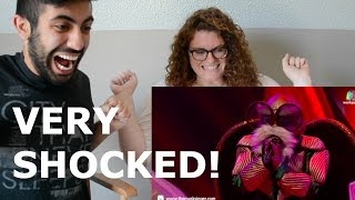 CRAZY IN LOVE หน้ากากเต่า THE MASK SINGER 2 (REACTION)