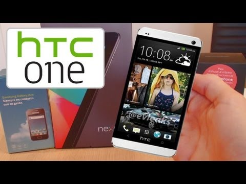 HTC One - Analisis completo en Español