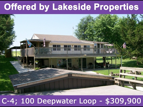 C-4; 100 Deepwater Loop - Council Grove City Lake - www.cglakeside.net
