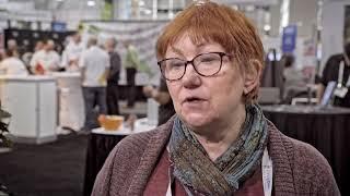 Audrey Collins: Cast your net wider