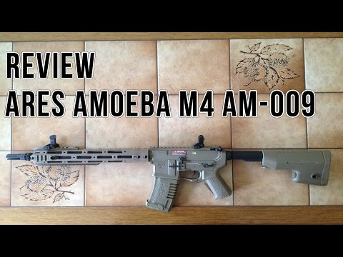 Review Ares Amoeba