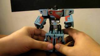 Transformers Titanium Hot Zone (Hot Spot - Defensor)