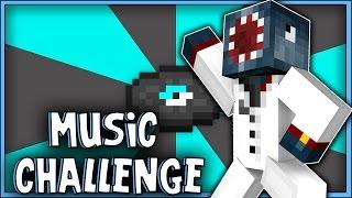 Minecraft Xbox - Music Challenge! Part 2