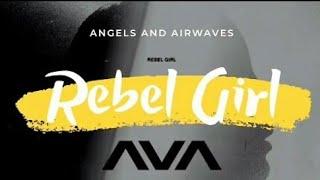 LIRIK & TERJEMAHAN Indo ~ ANGELS & AIRWAVE - Rebel Girl