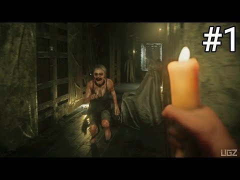 Project Nightmares - NEW CHAPTER 1 Gameplay Part 1 (Awesome Horror Game 2019)