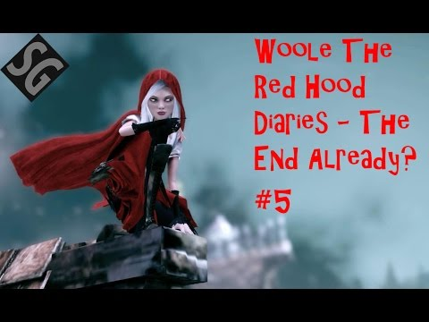 Woolfe The Red Hood Diaries: The End Already?  
