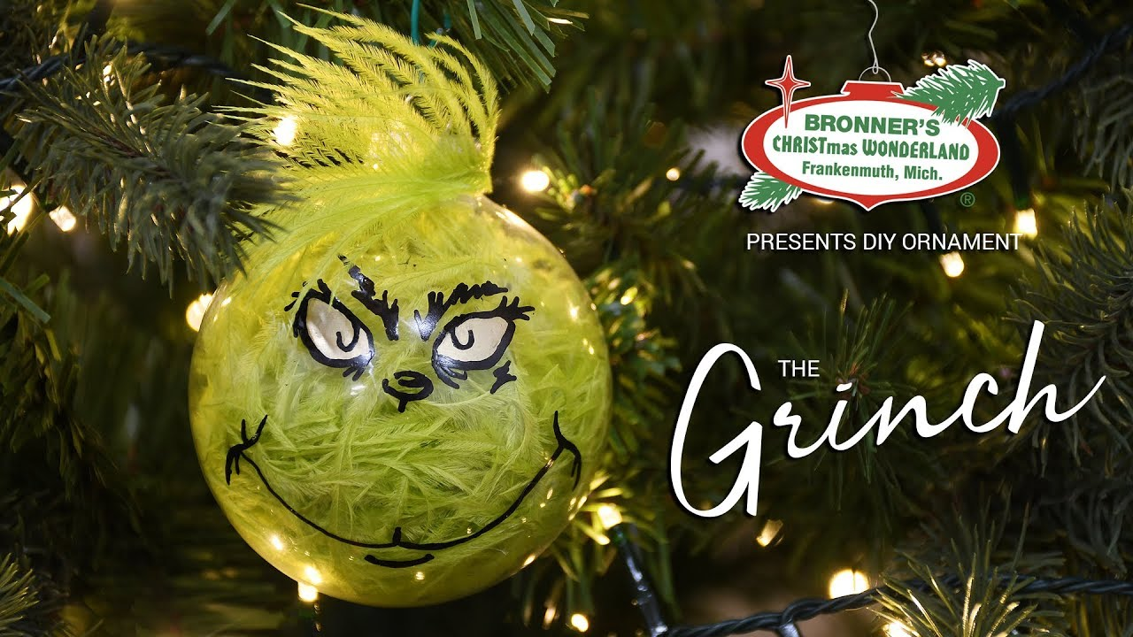 Diy Grinch Christmas Ornament Youtube,What Color Goes With Purple Leggings
