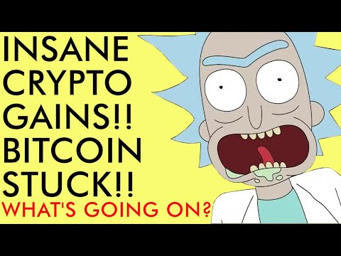 INSANE ALTCOIN GAINS BUT BITCOIN'S PRICE STUCK!!! REDDIT DOUBLES DOWN ON ETHEREUM | CRYPTO NEWS 2020